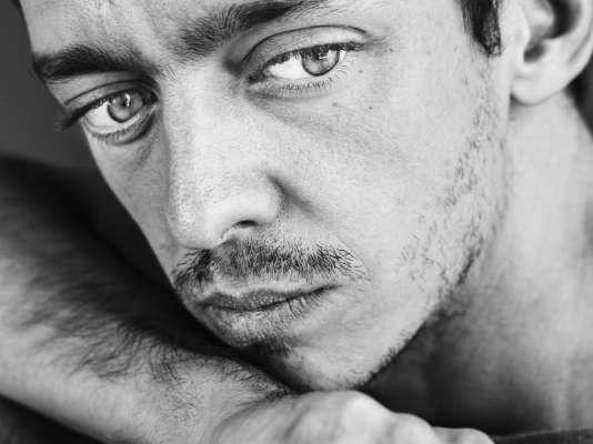 L'acteur Nahuel Perez Biscayart à Cannes, le 21 mai 2017.