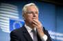 Le négociateur en chef de l'UE pour le Brexit, Michel Barnier, le 22 mai à Bruxelles.