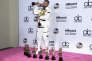 Le rappeur Drake au Billboard Music Awards, le 21 mai, à Las Vegas.