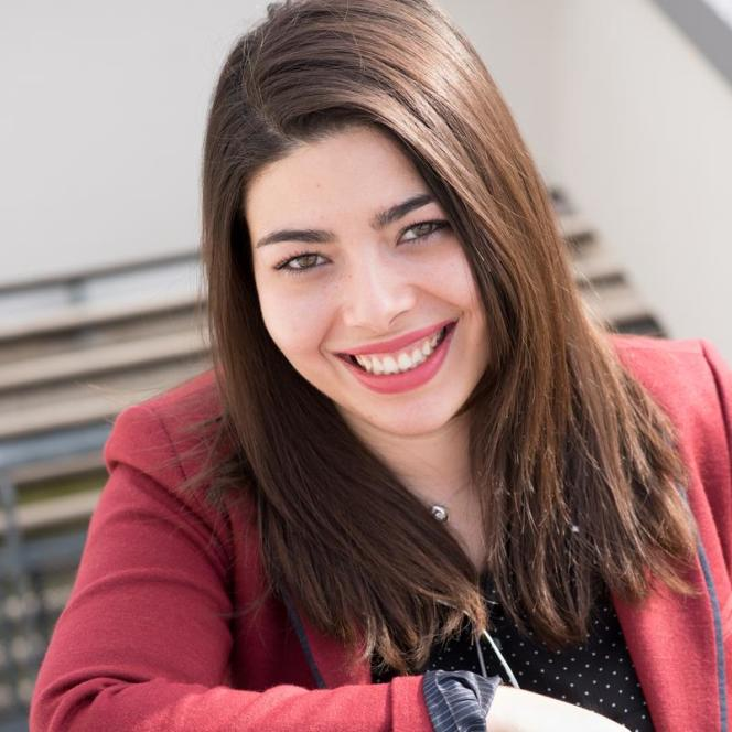 Sophie Magnillat, Chief Happiness Officer pour les laboratoires Boiron.
