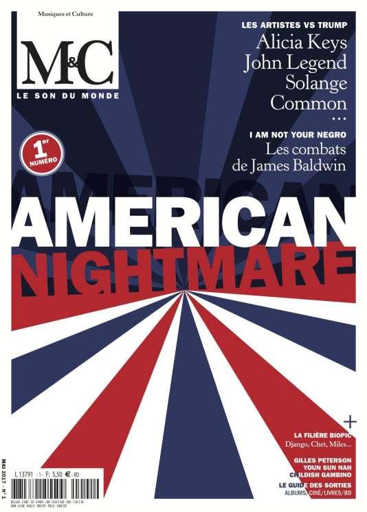 Le premier numéro du mensuel « M&C – Le Son du monde ».