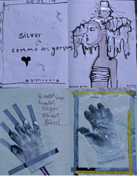 Les carnets de Julien d'Ys.