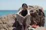 Kim Min-hee dans le film coréen de Hong Sang-soo,«La Caméra de Claire» («Keul-le-eo-ui Ka-me-la»).