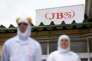 Un site de production de JBS à Lapa, dans l'Etat de Parana au Brésil, le 21 mars 2017.
