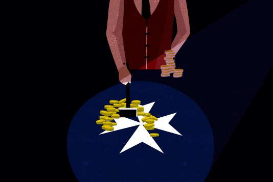 Les sites de jeux d'argent en ligne ont trouvé une fiscalité légère et des contrôles peu poussés à Malte.