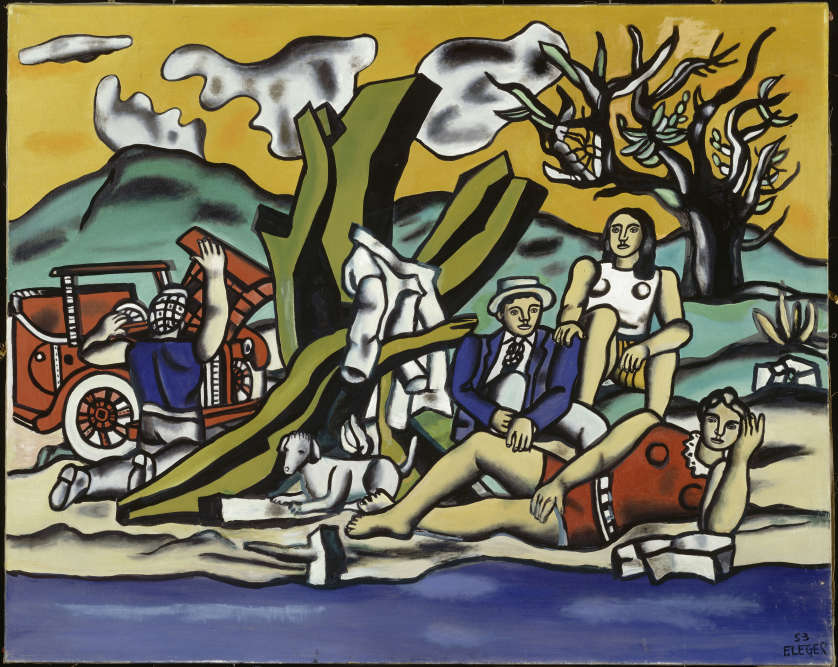 Resultado de imagen para Fernand Léger