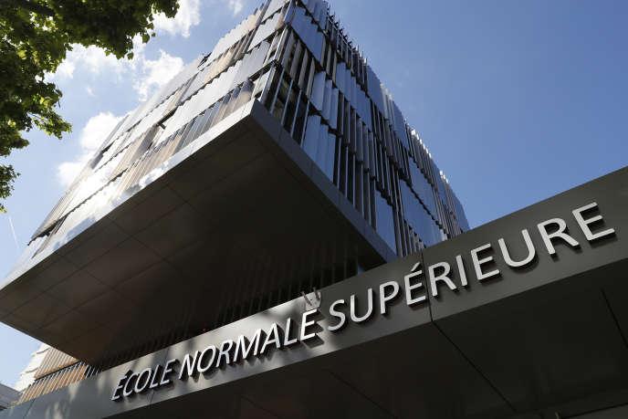L'Ecole normale supérieure, premier établissement français dans le classement QS, a perdu 10 places par rapport à 2016/2017.