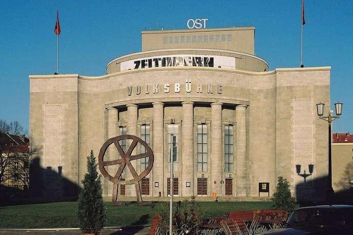 LaVolksbühne à Berlin, en 2008.