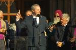 Le poète Tony Walsh a rendu hommage à sa ville, meurtrie par un attentat, le 22 mai.