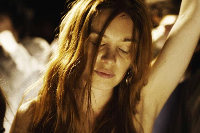 Laetitia Dosch dans le film français de Léonor Serraille,« Jeune femme».
