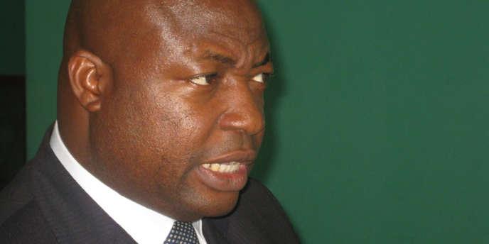 Le député congolais Clément Kanku est soupçonné d'incitations à la violence dans les affrontements au Kasaï.