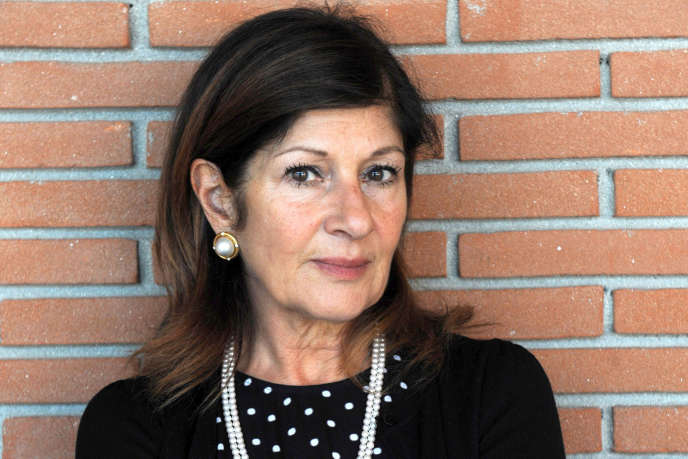 Elena Aprile, physicienne, professeure a l'universite Columbia, en 2016.