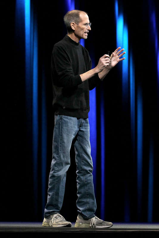 Steve Jobs, en juin 2011, à San Francisco.