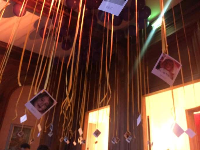 Les 13 et 14 mai, au séminaire d'imagination du futur L'Echappée volée, à Chantilly.