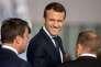 Emmanuel Macron, le 25 mai à Bruxelles.