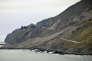 La route numéro 1, qui longe le Pacifique de San Francisco à Los Angelesn'est plus praticable à l'endroit phare, Big Sur, à cause d'un glissement de terrain.