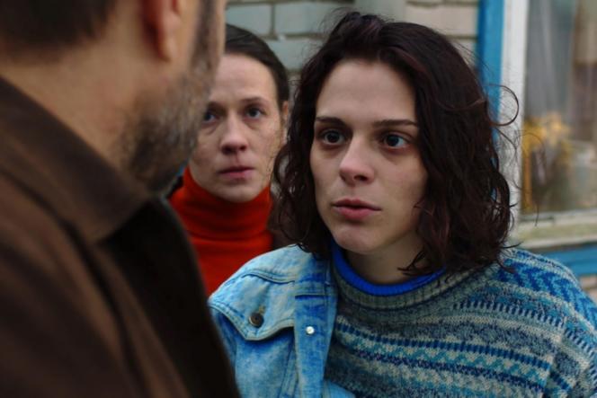 Darya Zhovner dans le film russe deKantemir Balagov,«Tesnota» («Une vie à l'étroit»).