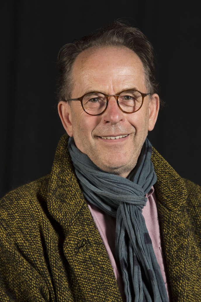 Bernard Kudlak, cofondateur du Cirque Plume, en2017.