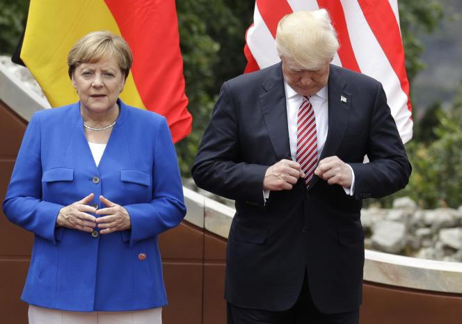 La réunion du G7 a été jugée catastrophique par la délégation allemande.