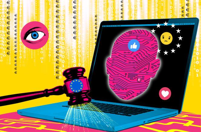 «Les risques que Google, Apple, Facebook ou Amazon font courir à notre société sont jugés tels qu'ils suscitent une volonté de remise à plat musclée des règles par les autorités»