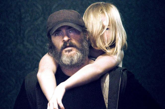 Joaquin Phoenix dans le film britannique de Lynne Ramsay,«You Were Never Really Here».