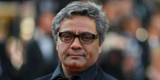 Le cinéaste iranien Mohammad Rasoulof, en mai 2017 au festival de Cannes.