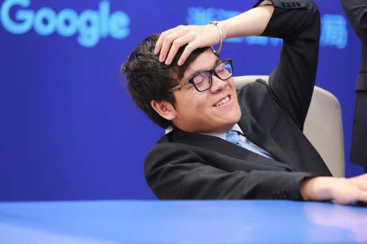 A seulement 19ans, le Chinois Ke Jie est le numéro 1 mondial du jeu de go.
