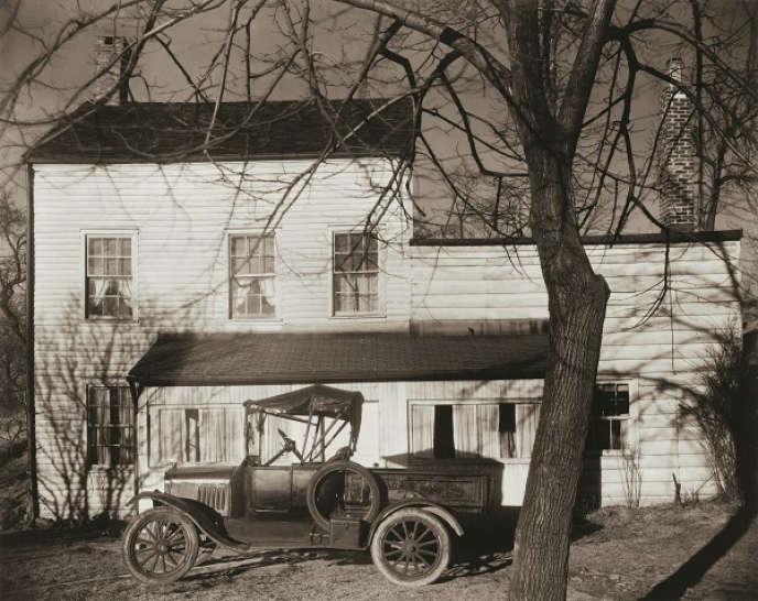 Ferme à Westchester (Etat de New York), 1931.
