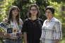 De g. à dr. : Atalia Ben Abba, Tair Kaminer et Tamar Ze'evi. Toutes ont fait de la prison.