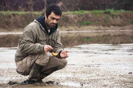 Reza Akhlaghirad dans le film iranien de Mohammad Rasoulof,«Un homme intègre» («Lerd»).