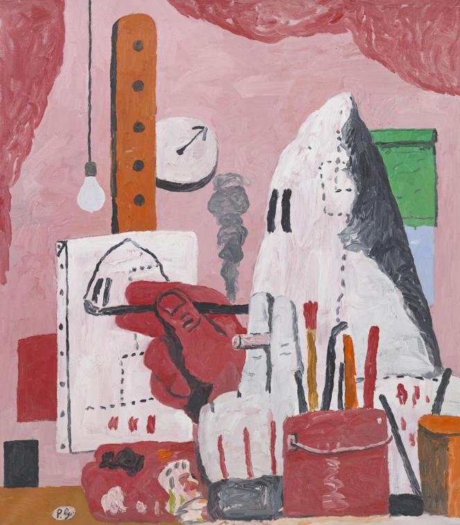 «Dans l'atelier» (1969).