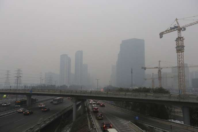 Beijing, one of the most polluted cities to the world