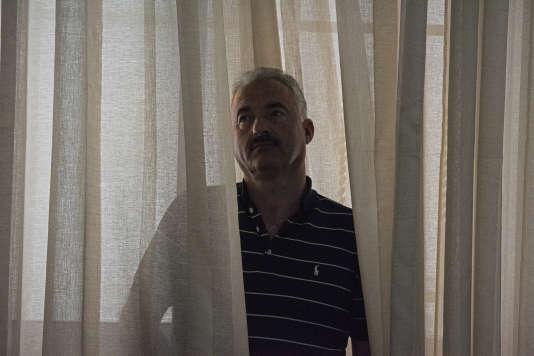Fakhri Abou Diab n'ose plus s'absenter de Silwan, de peur que les bulldozers israéliens en profitent pour raser son domicile.