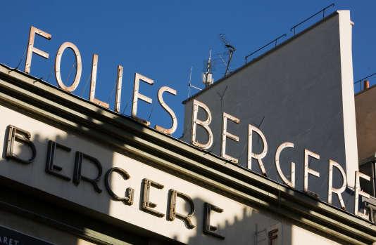 La cérémonie des Molières se tient lundi 29 mai aux Folies-Bergère à Paris.
