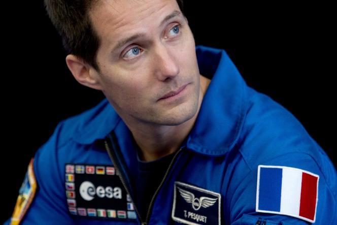 Thomas Pesquet s'est déjà entraîné sur les simulateurs chez SpaceX, la société d'Elon Musk basée en Californie.