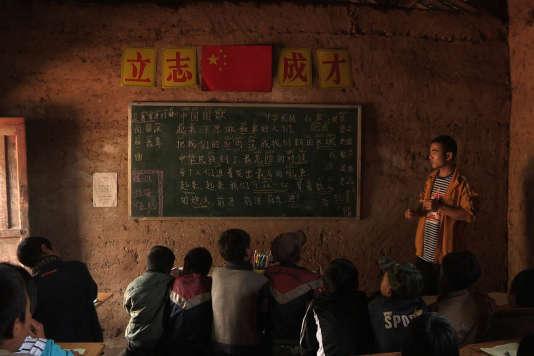 «Un jeune patriote», un documentaire franco-chinois de Du Haibin.