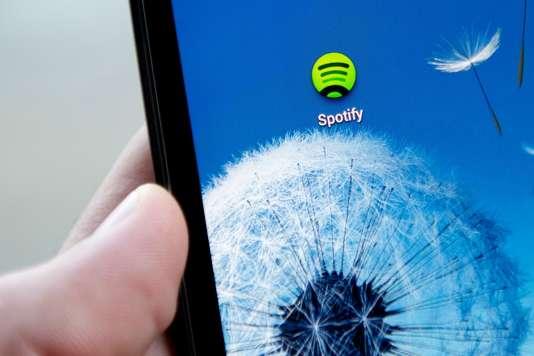 Les artistes accusaient Spotify de diffuser des oeuvres sans avoir réglé de droits aux compositeurs des morceaux.
