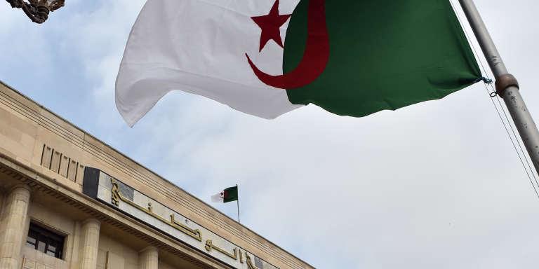 A Alger, l'Assemblée populaire nationale, le Parlement algérien.