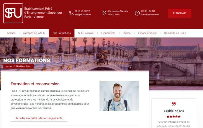 rencontres en ligne pour les étudiants diplômés
