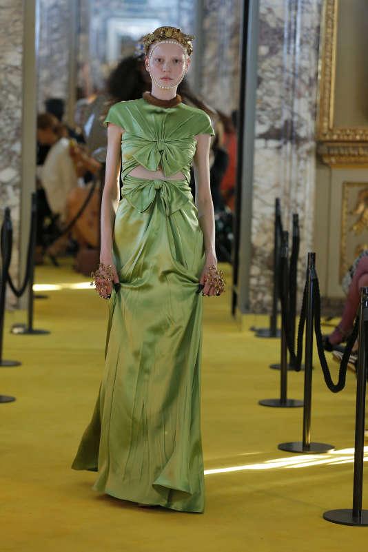 Gucci collection croisière 2018.