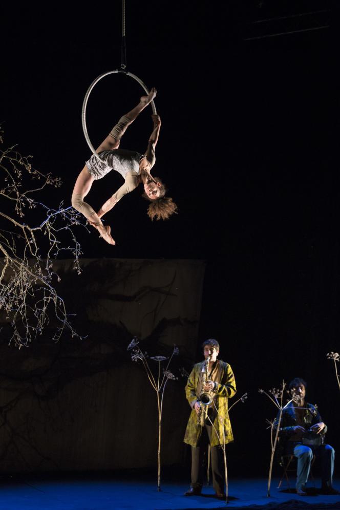 « La Dernière Saison», du Cirque Plume, sera l'ultime création du collectif trentenaire.