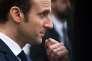 Emmanuel Macron, à Versailles, le 29 mai.