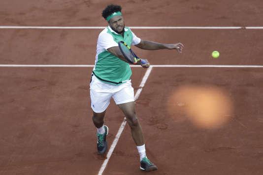 Jo-Wilfried Tsonga n'avait plus perdu au premier tour de Roland-Garros depuis sa première apparition en 2005.