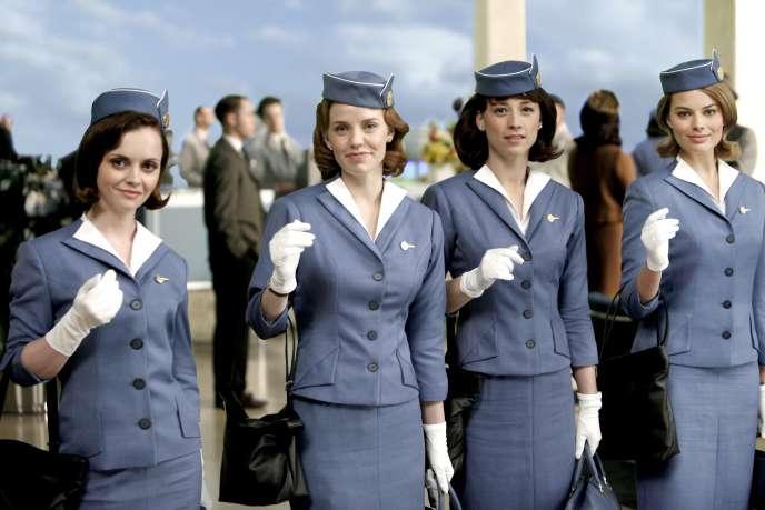Image extraite de la série télévisée américaine « Pan Am ».