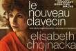 Pochette de l'album d'Elisabeth Chojnacka, «Le Nouveau Clavecin», paru sous le label Eratoen 1980.