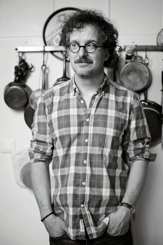 Guillaume Long, auteur de bande dessinée.