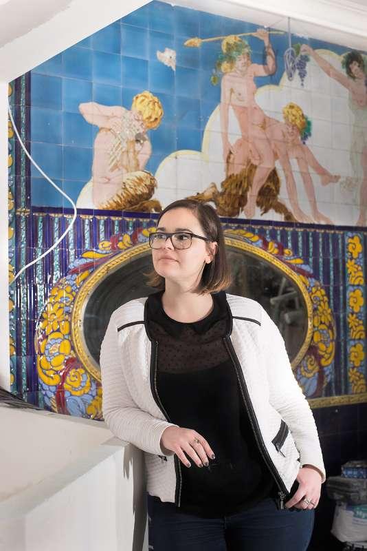 Pour Caroline Senot, la« tenancière»,« il ne s'agit pas de faire l'apologie de l'exploitation du corps des femmes, mais de transmettre cette histoire».