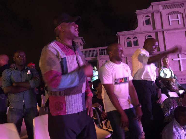 A Abidjan en avril 2017.