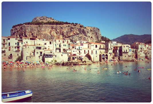 A Cefalu, en Sicile, programme libre ou en groupe.