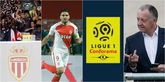 L'AS Monaco sort grand vainqueur de nos #TrophéesLeMonde.